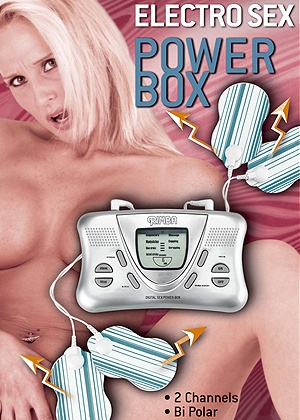 bdsm Stimulateur Electro Powerbox Set