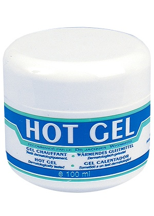 lubrifiant Lubrifiant Hot Gel